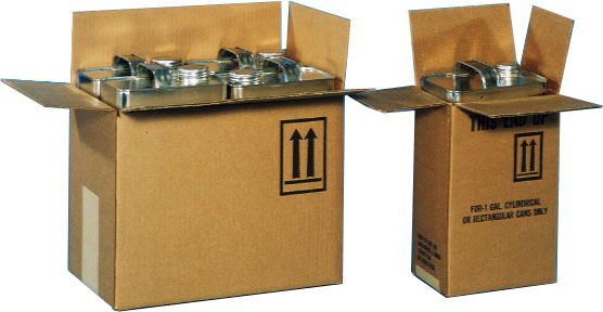 Boxes For Packaging Cans