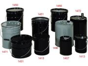 5 Gallon Steel Pails