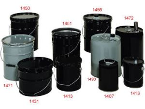 Steel Pails & Drums
