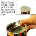 Saferim Ends (Pull Top Tab) for 211 Can
