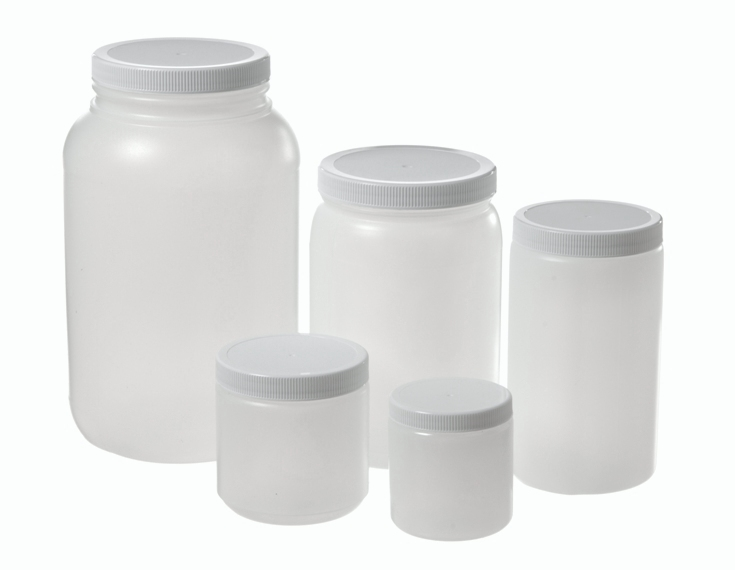 Hdpe Wide Mouth Jars