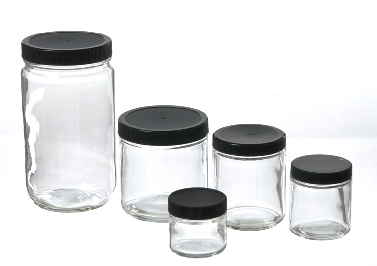 Straight-Sided Jars